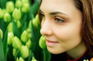Смоленские следователи-женщины – в цветах и улыбках