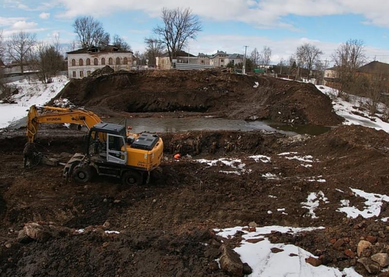 В ходе реконструкции моста в Вязьме «промахнулись» с проектной документацией