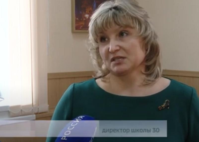 Директор школы №30 Губернаторова вступилась за «непедагогичного» физрука