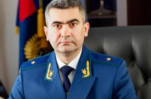 Прокурор области проведет прием граждан в Починковском районе