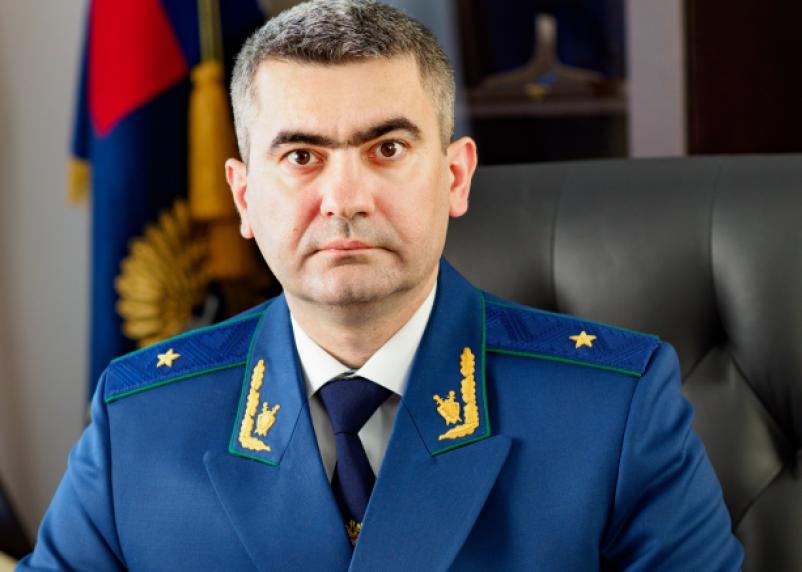 Прокурор Смоленской области проведет личный прием в Дорогобужском районе
