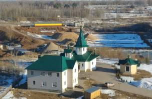 Из православного храма в микрорайоне Королевка украли святые мощи