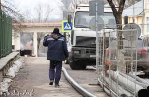 В Смоленске стартовал ремонт дорог по нацпроекту
