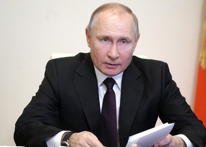 Путин: У нас нет обычая кого-либо убивать