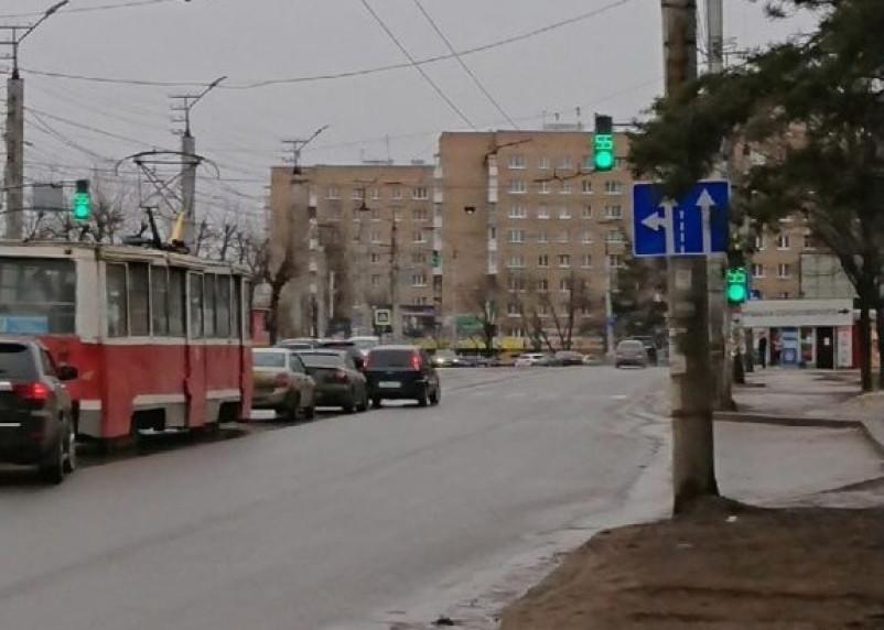 В Смоленске на улице 25 Сентября установили новый дорожный знак
