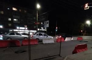 Масштабный ремонт Н-Неман в Смоленске начнется в мае