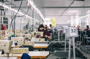 Фабрику «Шарм» в Смоленске отгородили санитарной зоной