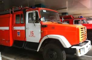 В Десногорске пожарные спасли уснувшего в квартире мужчину
