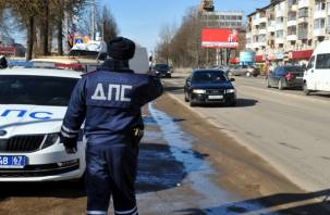 Пешеходы нарушают ПДД в два раза чаще водителей в Смоленске
