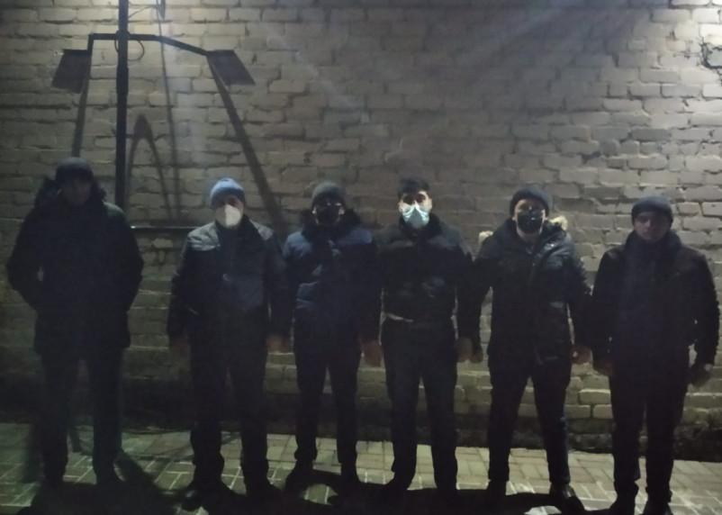 Пограничники пресекли путь нелегалов из Средней Азии в трех районах Смоленской области