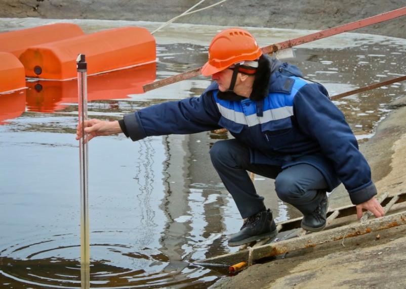 Смоленская АЭС готова к безопасному прохождению весеннего половодья