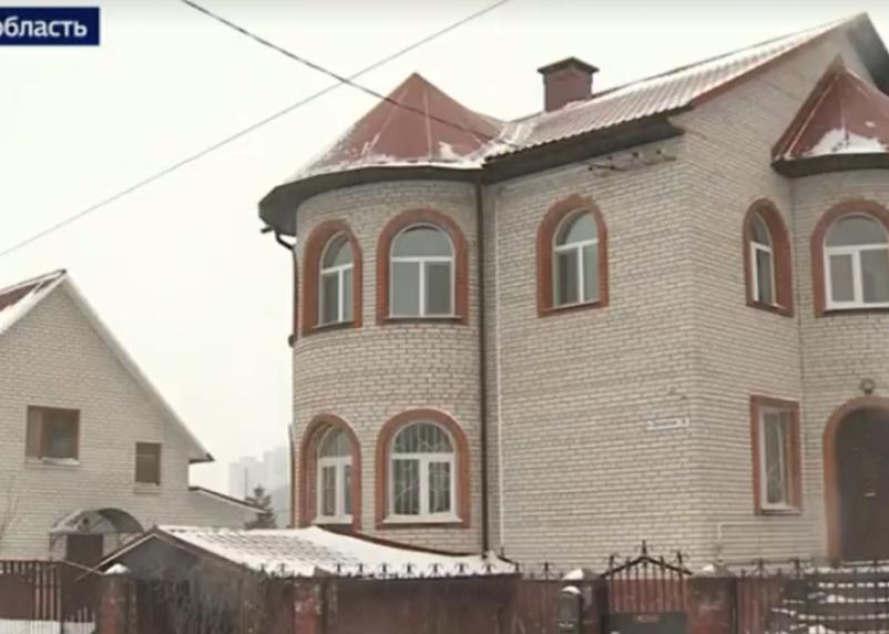 «Замок» арестованной сотрудницы Смоленской таможни показали на федеральном ТВ