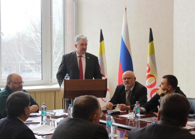 Сергей Бабурин и партия  РОС выступили с обращением к народу