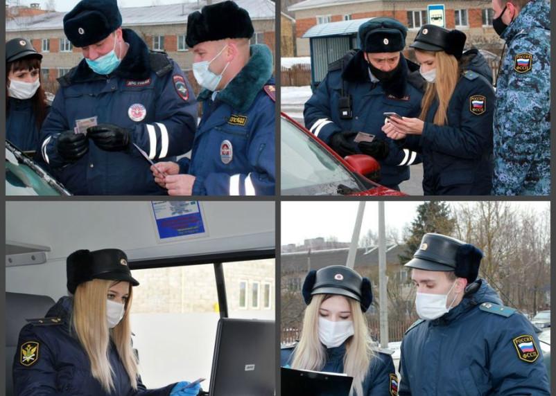 Арестовали 7 машин. Приставы с ГИБДД провели рейд по должникам в Смоленске