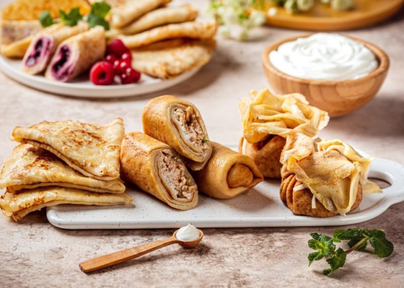 Магазины продуктов для здорового питания «ВкусВилл» приглашают на масленичную дегустацию