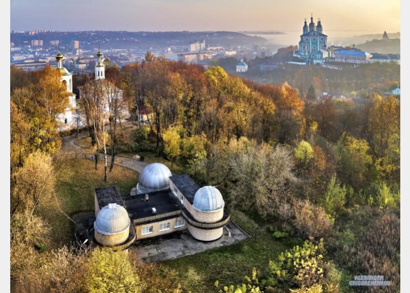 Смоленский планетарий будет носить имя Юрия Гагарина