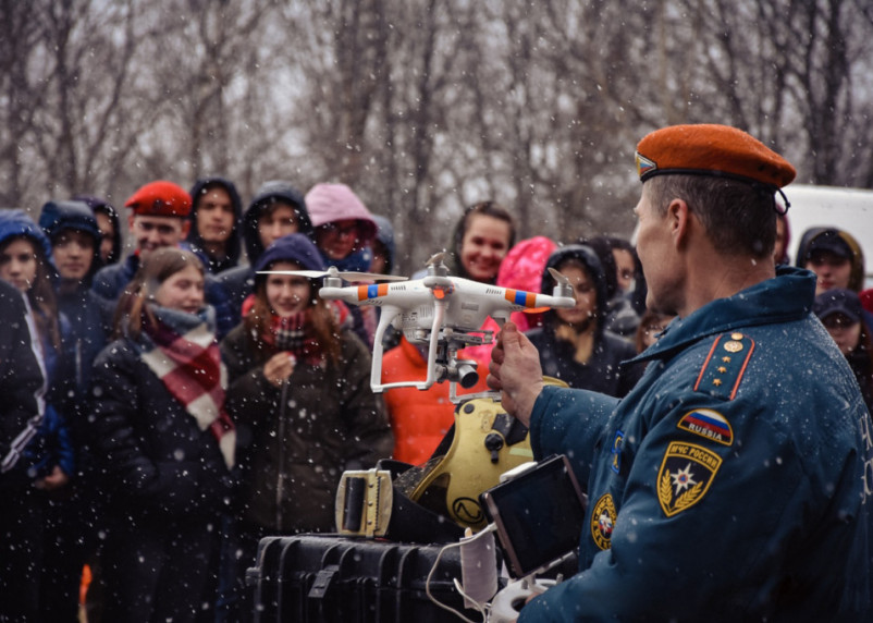 В Смоленской области соберутся 200 юнармейцев на слет