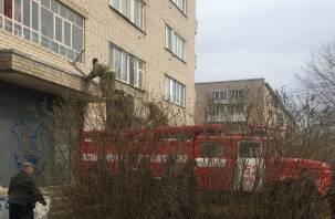 «Упала, не могла встать несколько дней». В Ярцеве пришлось вызывать пожарных, чтобы спасти бабушку