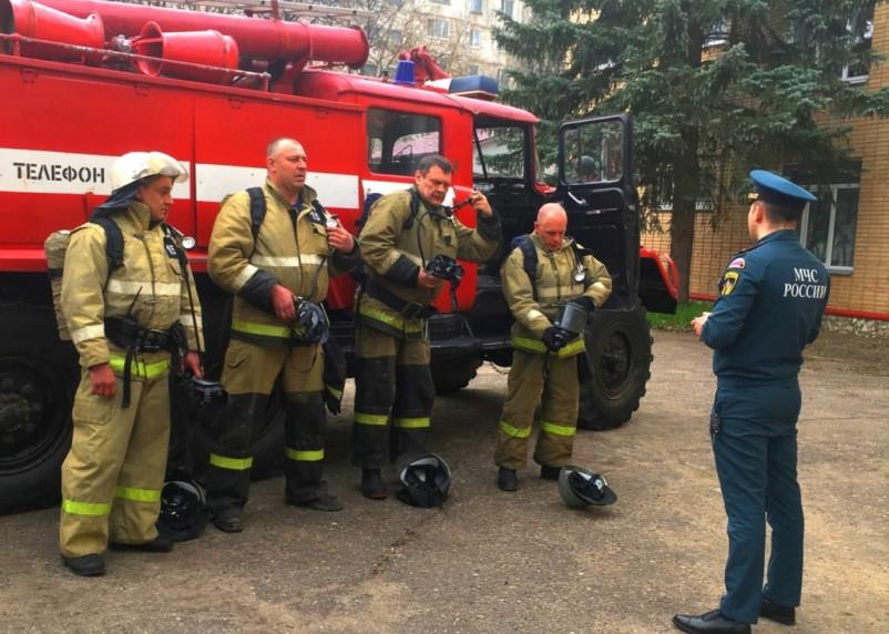 В Десногорске «загорелся» детский сад «Чебурашка»
