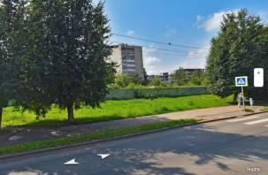В Смоленске на Нахимова хотят построить четыре высотных дома