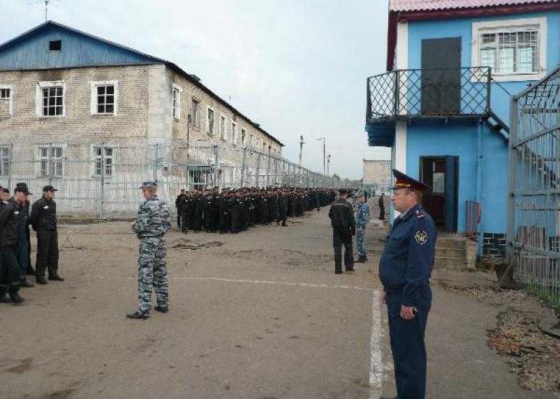 Девять заключенных в ИК-3 Смоленской области объявили сухую голодовку