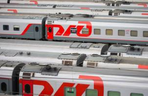 Количество поездов на майские праздники увеличится