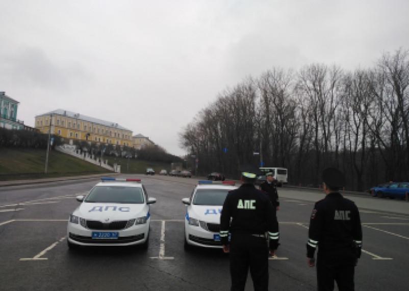 «Сплошные проверки» водителей проходят 29 апреля в Смоленске