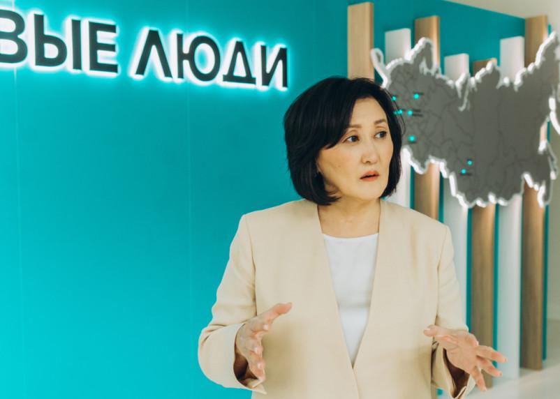 «Новые люди» усилились экс-мэром Якутска Сарданой Авксентьевой