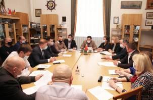 Без шума и пыли. Депутаты городского Совета продолжают обсуждать уборку Смоленска