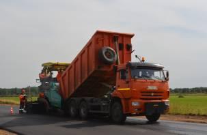 Какие дороги отремонтируют в Холм-Жирковском районе