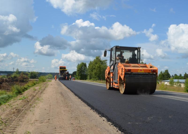 Какие дороги отремонтируют в рамках нацпроекта в Новодугинском районе