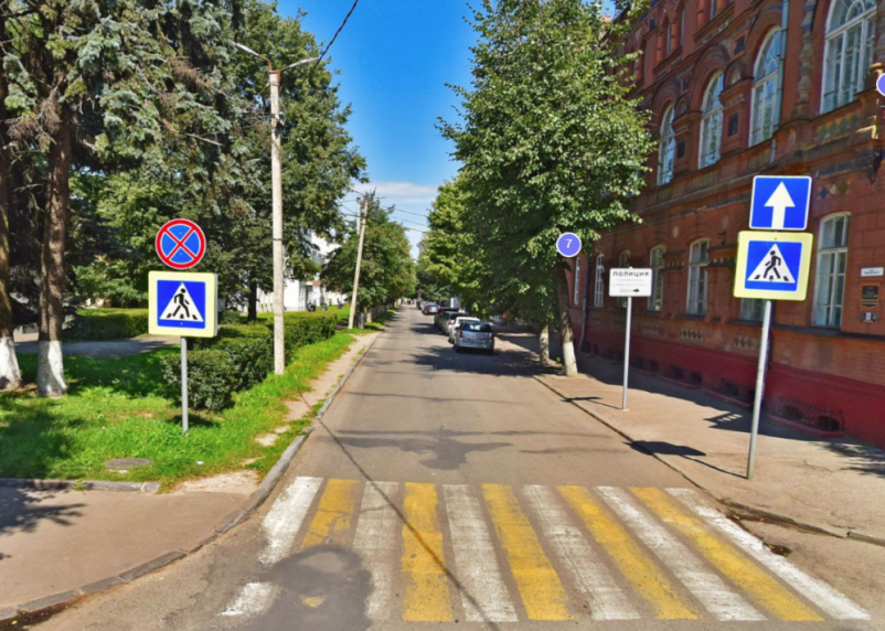 Улица Маяковского в Смоленске станет пешеходной