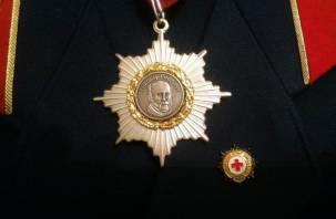 Смоленский инфекционист удостоен госнаграды