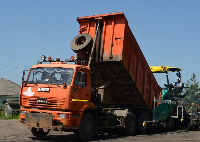 В Велижском и Руднянском районах отремонтируют дороги по нацпроекту