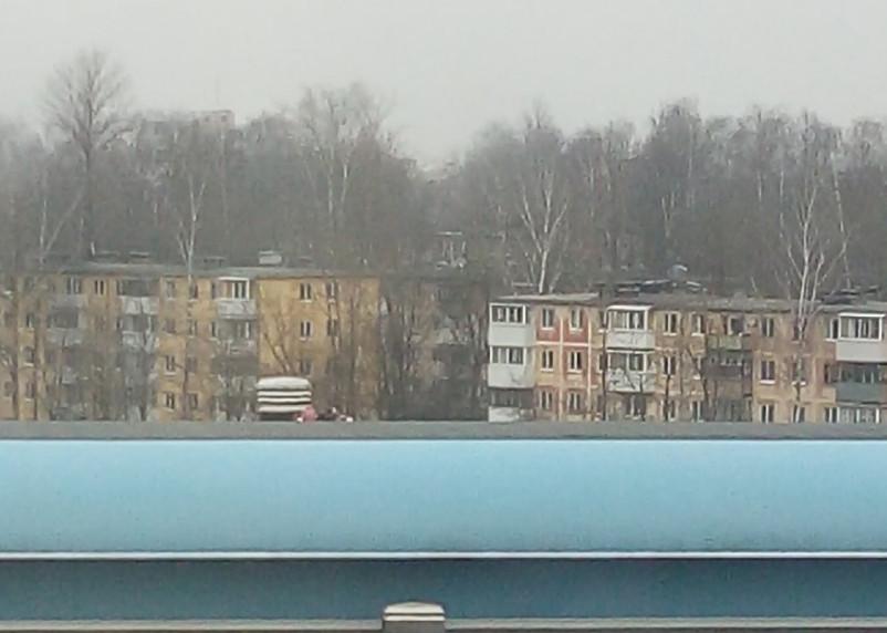 На крыше Ледового дворца в Смоленске были замечены дети