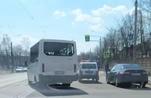 В Смоленске сбили детей на пешеходном переходе