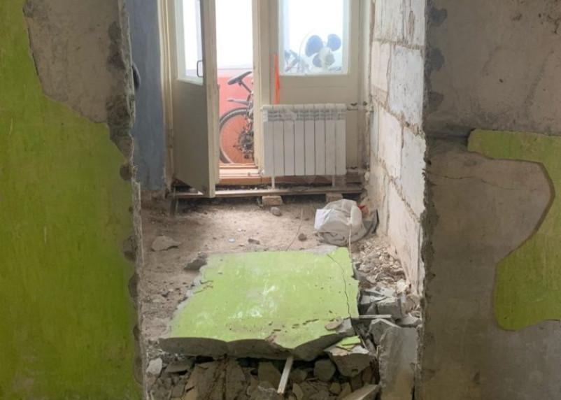 Россиянам могут разрешить сносить не несущие стены