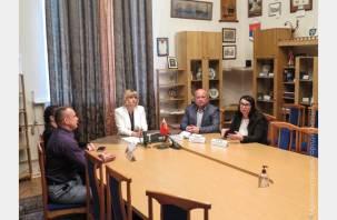 Смолянам рассказали о голосовании за дизайн-проекты благоустройства городских общественных территорий