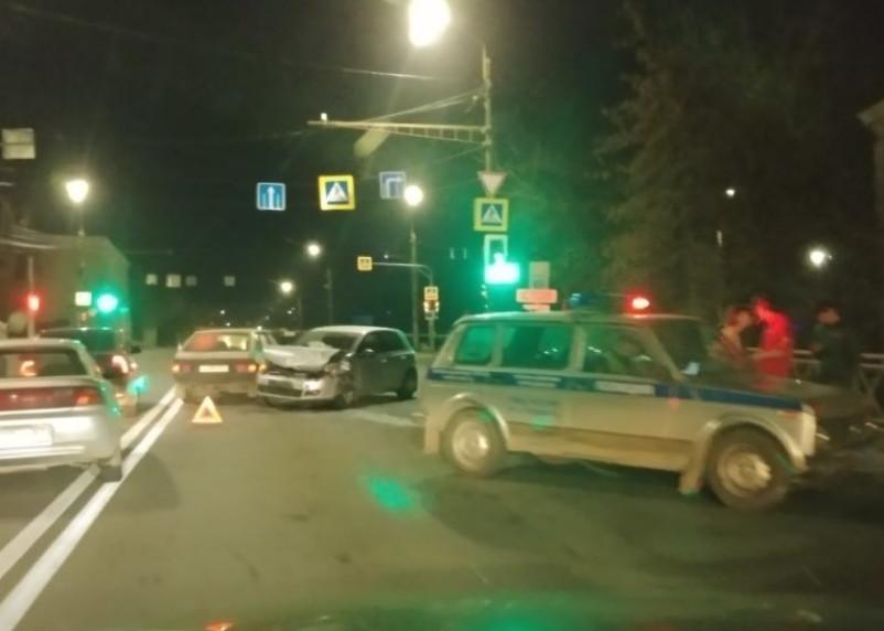 Подробности жесткого ДТП на Витебском шоссе