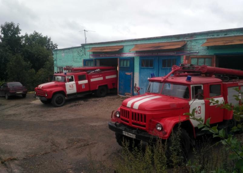Пожар в Смоленском районе повредил частный дом