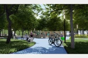 Стартовало голосование за дизайн-проекты смоленских скверов