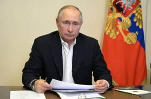 Путин напомнил Правительству о ценности рубля