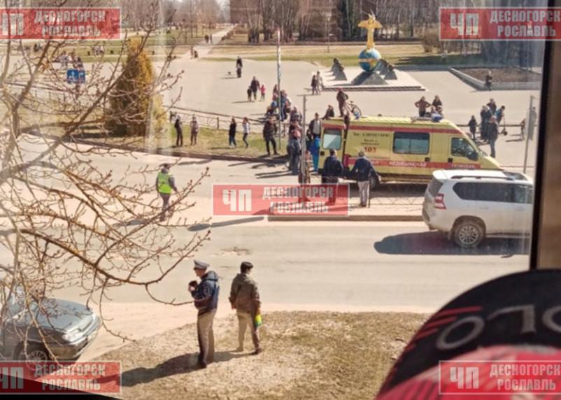 В ГИБДД рассказали о ДТП со сбитым ребенком в Смоленской области