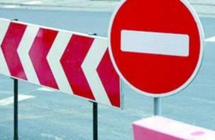 В Смоленске ограничат движение транспорта и изменят маршруты троллейбусов