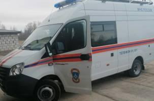 В Смоленской области спасатели получили новый автомобиль
