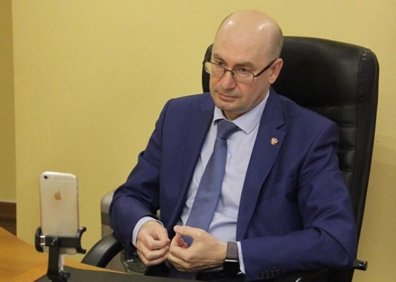 Главу Десногорска предупредили об уголовной ответственности