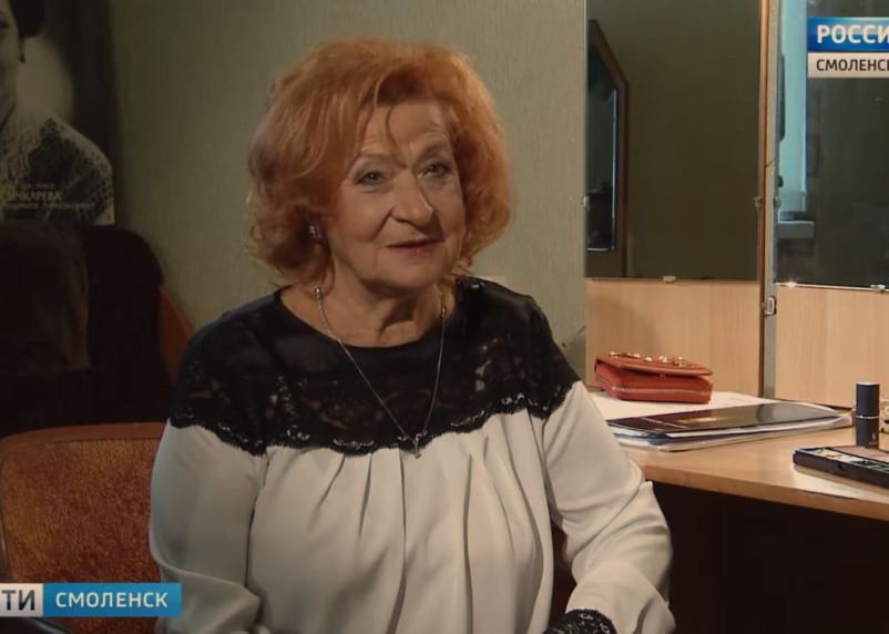 Ушла из жизни народная артистка России Людмила Сичкарева
