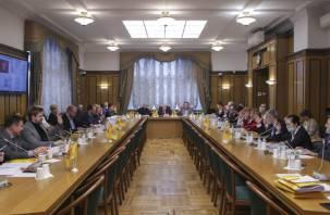 Смоленским справороссам рекомендовали нового главу регионального отделения партии