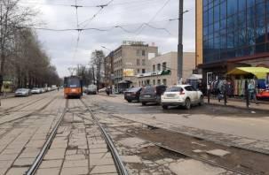 Улицу Генерала Трошева в Смоленске отремонтирует исполнитель Трамвайного проезда