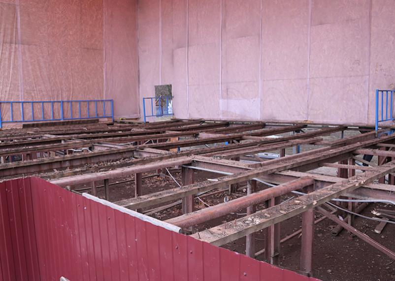 В Смоленске отремонтируют концертную площадку на Массовом поле